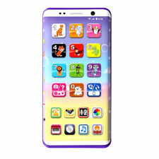 Mobile Phone Toy Educational Learning Phone Music Electronic Toys for Kids Gift