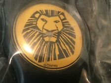 Authentic OEM Genuine Disney The Lion King Broadway Souvenir Toy Watch