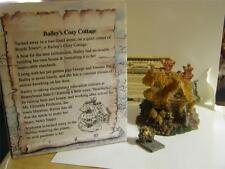 Boyds Bearly Built Villages - Bailey'S Cozy Cottage