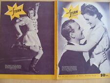 DER STERN Nr 21/1939 (1**) Albert Matterstock Magda Schneider Anneliese Mörike