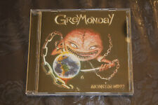 Grey Monday: Monster Mind (Rock/Metal)