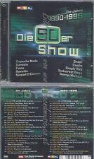 CD--VARIOUS--DIE 90ER SHOW   DOPPEL-CD