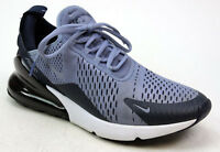 MENS NIKE AIR MAX 270 BLUE MESH RUNNING ACTIVE SPORTS FITNESS TRAINERS UK SIZE 9