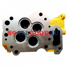 Cylinder Head 6151-12-1101 For Komatsu 6D125 Engine Excavator