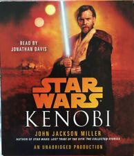 Star Wars Kenobi CD Audiobook
