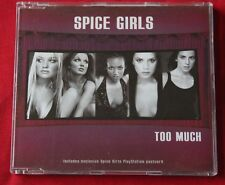 Spice Girls, too much, Maxi CD 3 titres