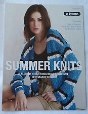 Patons Summer Knits Booklet