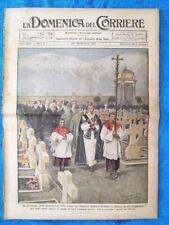 La Domenica del Corriere 30 gennaio 1921 Amras - San Franciso - De Valera,Gandhi