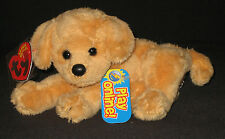 Ty Fletch the Golden Retriever 2.0 Beanie Baby - Mint with Mint Tags