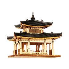 YM653 Ho-Series - Global Cultural heritage Hwaseong Jangdae- Wooden Model Kit