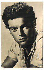 USA MOVIE ACTOR, ATTORE CINEMA, ROBERT WAGNER (1),  ABOUT 50'S     m