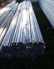 Gerüstrohr Aluminium 48,3mm, 100 cm lang  Zaunpfosten neu +