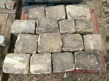 Reclaimed Yorkshire Stone Cobbles Setts  /  Warwick Reclamation