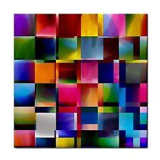 Mosaic Colours Home Decor Mosaics Ceramic Feature Wall Tile /Table Coaster BN
