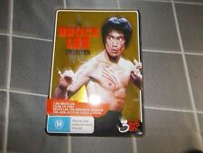 The Bruce Lee Collection, in metal case, Region 4