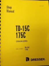 download komatsu td 7h 8h 9h td7h td8h td9h dozer crawler shop manual