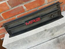 Toyota MR2 MK2 Rear Car Grill Display Wall Decor