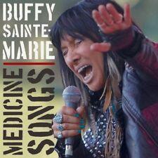 BUFFY SAINTE-MARIE - MEDICINE SONGS   CD NEU
