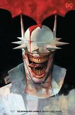 BATMAN WHO LAUGHS #5 (OF 7) VARIANT Kalvachev DC COMICS Scott Snyder Jock EB21