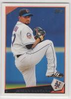2009 Topps Baseball New York Mets Team Set (24 cards)