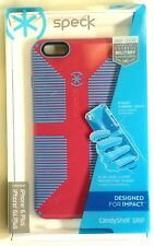 Speck SPK-A3182 CandyShell Grip Case for iPhone 6 Plus and 6s Plus - Pink/Blue