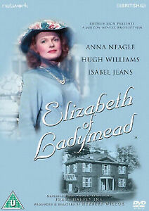 Elizabeth of Ladymead DVD 1949 Anna Neagle - Hugh Williams - Herbert Wilcox