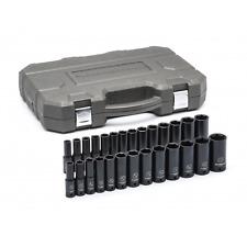 84355N GEARWRENCH 3//8 Drive 6 Point Standard Universal Impact Metric Socket 9mm