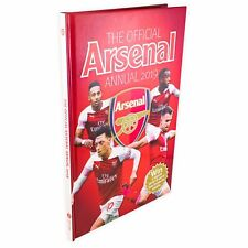 The Official Arsenal FC Annual 2019 Licensed Product