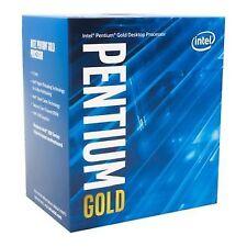 Intel Pentium Gold G5400 Coffee Lake 3.7ghz LGA 1151 Desktop Boxed Processor 58w
