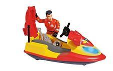 Simba Toys 9251662 Fireman Sam Juno Jetski Playset
