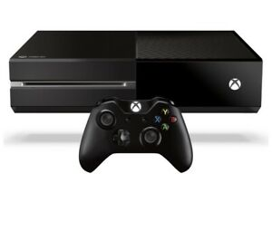 Xbox One 500GB, Wireless Controller & Games