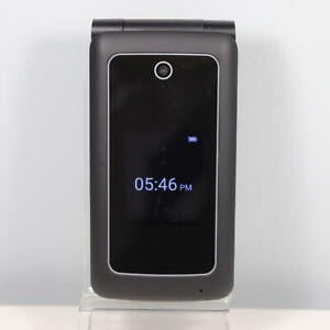 CoolPad SNAP 3311A (T-Mobile) 4G LTE Flip Phone - Fast Free Shipping!