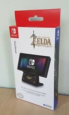 Zelda Breath Of Wild Play Charge Stand Nintendo Switch Hori Pal UK New Sealed