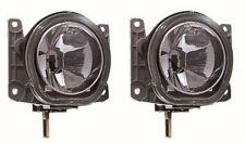 Fiat Ducato Mk3 2002-2007 Front Fog Light Lamp Pair Left & Right