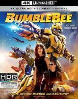 Bumblebee (Bilingual) - 4K UHD Ultra HD + Blu-ray