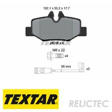 Rear Brake Pads Set MB:W639,VITO,VIANO,Vito 0064204420 A0064204420 A0014211010