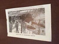 m12d ephemera ww2 1940s picture british troops in alpon