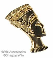 Egyptian Charm / Pendant EP Gold Plated Jewelry with a Lifetime Guarantee