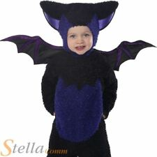Toddler Bat Costume Jumpsuit Halloween Fancy Dress Child Kids Outfit Age 1-4