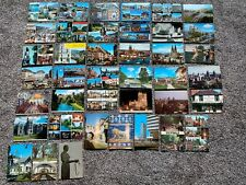 LOT of 40 Vintage European Scenic Postcards