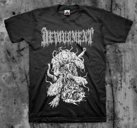Devourment 'Victims' T shirt (Aborted goregrind relapse carnage entombed)