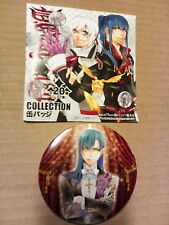 D.Gray-man Collection giant Can Badge Jump Shop 2016 Limited Anime F/S Kanda Tux