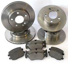 Nissan Xtrail (T30) Bremsen Bremsscheiben + Beläge für vorne und hinten