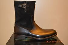 Magnanni Brown Leather Mens Engineer Boot Size 14