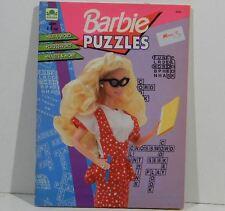 Golden Barbie Puzzles