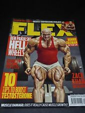 UK Flex Magazine Aug 2012 Many Others Available Discounted Multiple Purchases!