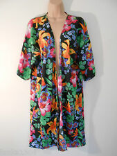 Colourful Kimono Light Weight Spring Party Shawl Jackets (NEW) Sizes 10 or 12