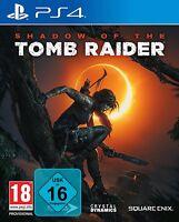 Shadow of the Tomb Raider - PS4 Playstation 4 Spiel - NEU OVP