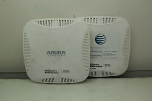 Aruba Network RAP-109-US Remote Access Point LOT OF 2