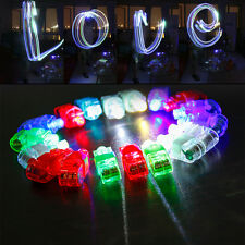 Etekcity 100PCS LED Finger Lights Bright Party Favors Party Supplies for Holiday